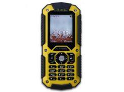 Мобильный телефон Sigma X-treme PQ67 Dual Sim Yellow (4827798373712) / Black