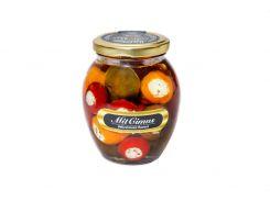 Перец Черри ассорти фаршированный сыром «Фета» 0,35 л