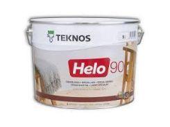 Лак паркетный TEKNOS helo 90 2.7 л. глянец Текнос хело 90