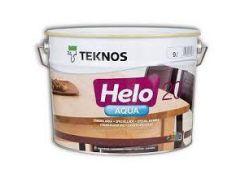 Водный лак TEKNOS helo aqua 20 2.7 л матовый Текнос хело аква 20