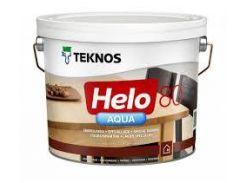 Водный лак TEKNOS helo aqua 40 2.7 л полуглянцевый Текнос хело 40
