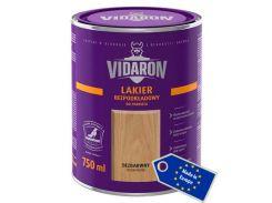 Лак паркетный без грунтовки Vidaron ( Видарон ) 0,75 л Vidaron, матовый