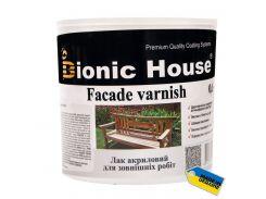 Bionic House Facade Varnish 2,5л полумат