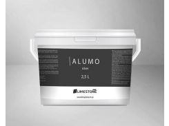 LimeStone Alumo декоративная штукатурка 2,5л