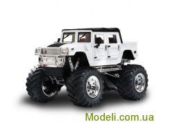 Джип микро радиоуправляемый Hummer (белый)