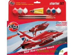 Подарочный набор с моделью самолета Red Arrows Hawk, 2015