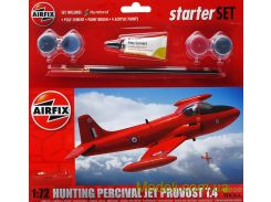 Подарочный набор самолета BAC Jet Provost T3