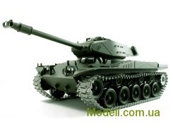 Танк радиоуправляемый 1:16 Heng Long Bulldog M41A3 с пневмопушкой и и/к боем (HL3839-1-IR)