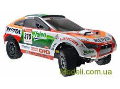 Радиоуправляемая машина XB Mitsubishi Racing Lancer со светящимися фарами + аккумулятор В ПОДАРОК