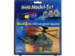 """Подарочный набор с моделью вертолета """"Longbow Apache AH-64D"""""""