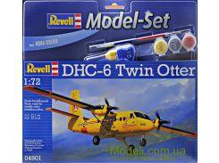 Подарочный набор c самолетом DHC-6 Twin Otter