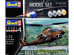 Подарочный набор с моделью вертолета AH-1G Cobra