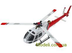 Вертолет 3D микро 2.4GHz V931 FBL, бесколлекторный (красный)