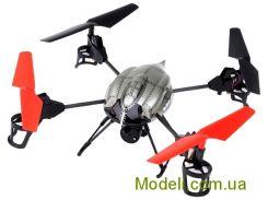 Квадрокоптер радиоуправляемый 2.4Ghz WL Toys V979 Spray с водяной пушкой