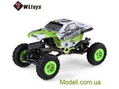 Краулер радиоуправляемый 1:24 WL Toys 24438-B, металлическая версия