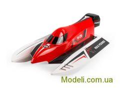 Катер на радиоуправлении WL Toys WL915 F1 High Speed Boat бесколлекторный (красный)