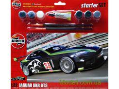 """Подарочный набор с гоночным автомобилем Jaguar XKR GT3 """"Fantasy Scheme"""""""
