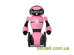 Робот радиоуправляемый WL Toys F1 с гиростабилизацией (розовый)