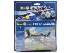 Подарочный набор с самолетом F4U-1A Corsair