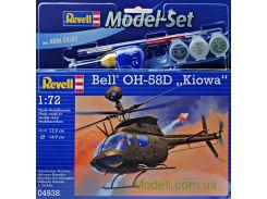 """Подарочный набор с вертолетом Bell OH-58D """"Kiowa"""""""