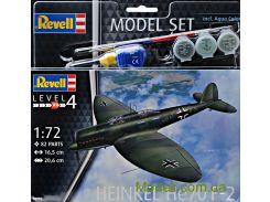Подарочный набор c бомбардировщиком Heinkel He70 F-2