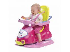 Машинка-каталка CHICCO Ride 4в1 розовая (8003670746409)