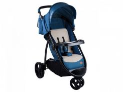 Прогулочная коляска Lionelo Liv синяя (5902581651686)