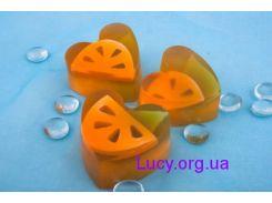 Формовое мыло Апельсин (80 г)