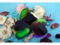 Формовое натуральное мыло Красный виноград (80 г)