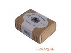Мыло на основе масла нигелле (калинджи, черного тмина) для лица и тела (120 г)