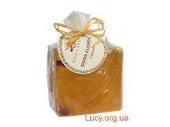 Мыло глицериновое с корицей, 120 гр