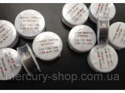 Проволка для намотки койлов электронных сигарет 03-04 мм