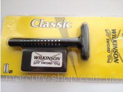 Классический бритвенный станок от Wilkinson