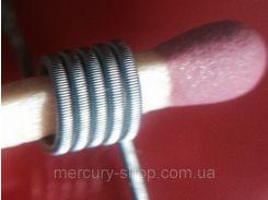Преднамотанная спираль для электронной сигареты