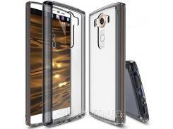 Чехол Ringke Fusion для LG V10 (Smoke Black)