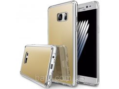 Чехол Ringke Fusion Mirror для Samsung Galaxy Note 7 N930F Royal Gold (151802)