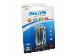 Батарейка AA Beston 1.5V Alkaline, 2шт