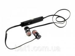 Беспроводные наушники Bluethooth Aspor- A611 чёрный