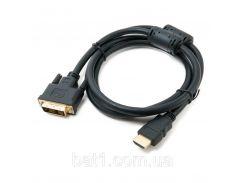 Кабель ExtraDigital HDMI - DVI-D, Single Link, 1.5m