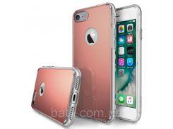Чехол Ringke Fusion Mirror для Apple iPhone 7/8 (Rose Gold)
