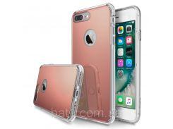 Чехол Ringke Fusion Mirror для Apple iPhone 7 Plus / 8 Plus (Rose Gold)