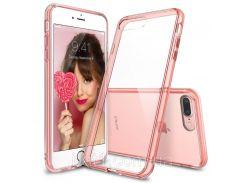 Чехол Ringke Fusion для Apple iPhone 7 Plus / 8 Plus (Rose Gold)