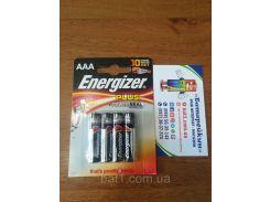 Батарейка  Energizer LR03 BASE Bl1x4шт\ AAA \  Alkaline