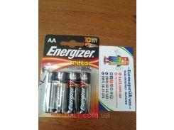 Батарейка  Energizer LR06 BASE Bl1x4шт \ AA \ Alkaline