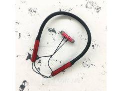 Беспроводные наушники блютуз Aspor  A638S красные Bluetooth