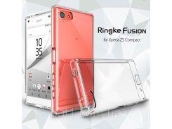 Чехол Ringke Fusion для Sony Xperia Z5 Compact (Crystal View)