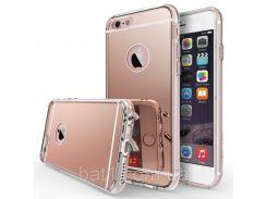 Чехол Ringke Fusion Mirror для iPhone 6/6S (Rose Gold)