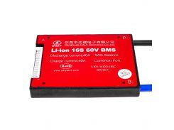 BMS плата Li-ion 60V 16S 40A симметрия