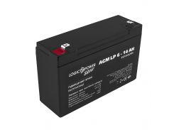 Аккумулятор AGM LogicPower LP 6-14 AH SILVER