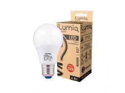 Светодиодная лампа Ilumia низковольтная 6Вт, 36В Цоколь Е27, 4000К (нейтральный белый), 600Лм (013)